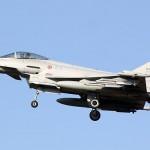 Kuweitul comandă Eurofighter
