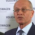 """Șeful VW, Winterkorn și-a dat demisia, """"Volkswagen are nevoie de un nou început, iar personalul de asemenea, fac loc prin demisia mea unui viitor mai bun"""""""