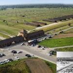 La Auschwitz un rus,un polonez si un american