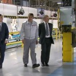Nissan investeşte 100 de milioane de lire în fabrica din Marea Britanie