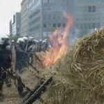Protestele au dat roade pentru agricultorii europeni
