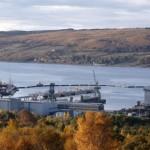 Bază nucleară scoţiană Faslane primeşte 500 milioane de lire în investitii