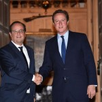 David Cameron spune că Europa trebuie să lucreze pentru a ține refugiații sirieni departe