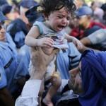 """Alarmant, doar unul din cinci """"refugiati"""" este sirian"""
