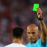Cartonașul verde va revolutiona fotbalul, spun italienii