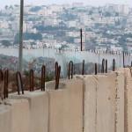 Israel construiește alte ziduri în Ierusalimul de Est