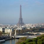 Drumul către Paris mai rapid cu trenul decat cu avionul
