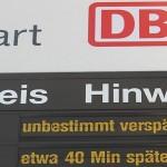 Fiecare al treilea tren ICE întârzie