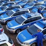Rechemările VW afectează și mașini de patrulare