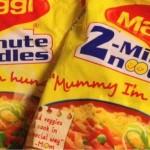 Nestle reia vânzările de taitei Maggi în India