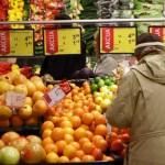 Zona euro se întoarce la deflaţie