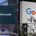 Google şi Microsoft au pus capăt scandalului pe brevete