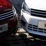 Volkswagen recheama masini din China