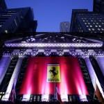 Ferrari a debutat în forţă pe Wall Street