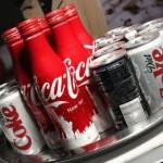 Veniturile Coca-Cola au scăzut cu 5%