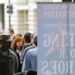 SUA a crescut forţa de muncă, cu 200.000 in luna septembrie