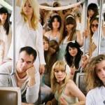 Zambetul zilei!  Un autobuz plin cu femei
