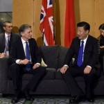 Marea Britania si China semnează acorduri în valoare de peste 30 de miliarde de lire sterline