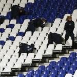 Stadionul din Hanovra, evacuat din motive de securitate. Meciul Germania-Olanda a fost anulat