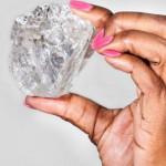 Al doilea cel mai mare diamant din lume a fost găsit în Botswana
