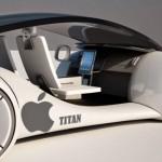 Primul automobil al Apple ar putea avea plăcuțe de înmatriculare electronice