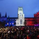 Monumente din intreaga lume, iluminate in culorile drapelului francez