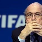 Președintele FIFA, Sepp Blatter, internat in spital