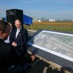 Aeroporturile tarii se modernizeaza cu fonduri europene-intre acestea si ORADEA