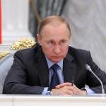 Putin cere acțiune împotriva Ucrainei