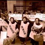 Japonia își cere scuze pentru sclavia sexuală