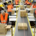 Sute de angajați ai Amazon Germania au intrat în grevă