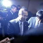 Acționarii acuză Toshiba