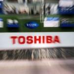 Toshiba estimează o pierdere record de 4,5 miliarde de dolari