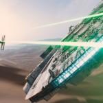 Star Wars: The Force Awakens a depăşit recordul la incasări în cel mai scurt timp