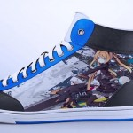 Ecrane pe pantofi