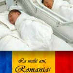 Zambetul zilei! Chiar de Ziua Nationala a Romaniei, intr-o maternitate din Cluj
