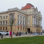 Firma Gardener se jura ca va creste iarba din noua Piata a Unirii din Oradea