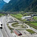 Elveția se laudă cu cel mai lung tunel feroviar din lume