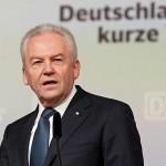 Grube restructurează Deutsche Bahn