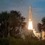 An record pentru pentru rachetele Ariane