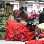 Premiera mondiala in industria de textile, sigla de fair comercial