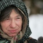 A fugit de civilizatie in 1936  si evacuata aerian din taigaua siberiana