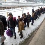 Germania trimite migranții înapoi în Austria