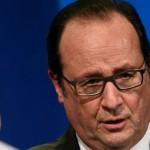 Hollande pune Franța în stare de urgență economică