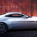Aston Martin DB10 folosit de James Bond va fi scos la licitație