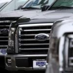 Ford raporteaza un profit anual record