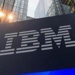 IBM este în continuare pe curs negativ