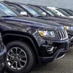 Fiat Chrysler recheamă SUV-uri