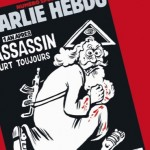 Charlie Hebdo a suparat Vaticanul: Dumnezeu, teroristul cu Kalasnikov