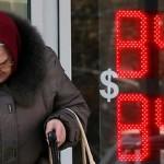 Economia Rusiei se restrânge
